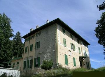 Rifugio carlo porta 1426 m for Piani di casa di 1250 piedi quadrati